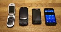 telefony starszego typu